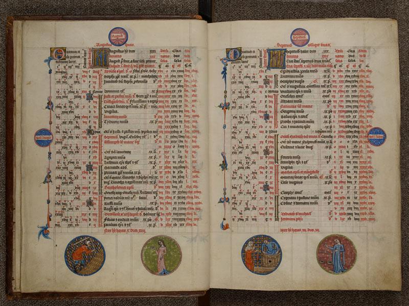 NARBONNE, Trésor de la cathédrale Saint-Just, 02, f. 004v - 005