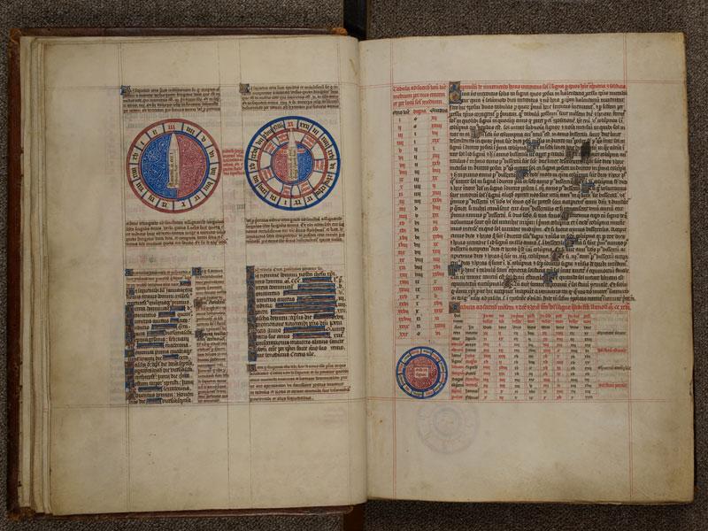 NARBONNE, Trésor de la cathédrale Saint-Just, 02, f. 010v - 011