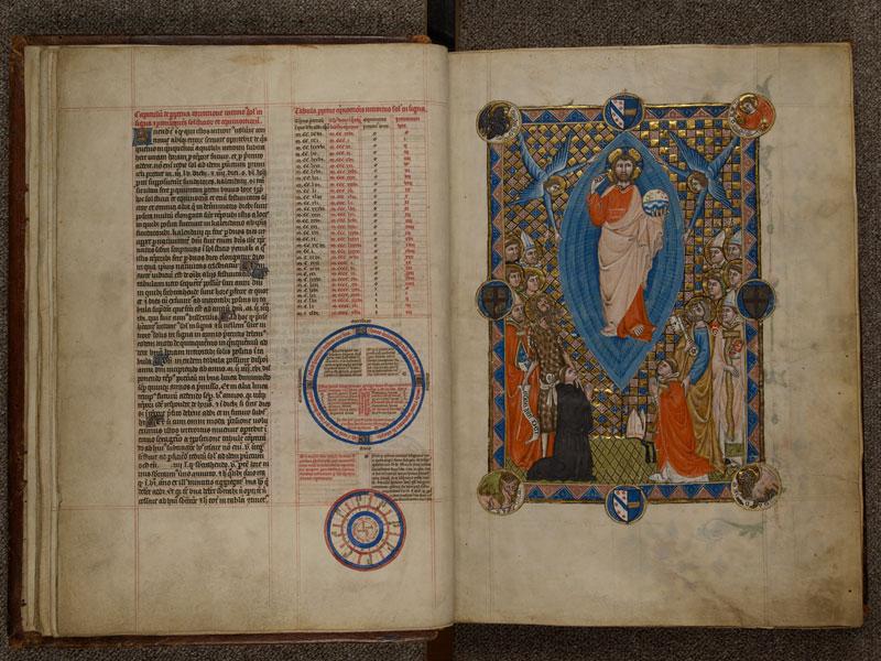 NARBONNE, Trésor de la cathédrale Saint-Just, 02, f. 011v - 012