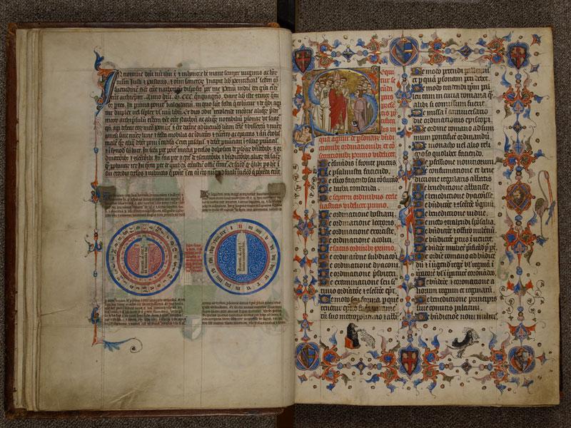 NARBONNE, Trésor de la cathédrale Saint-Just, 02, f. 012v - 013