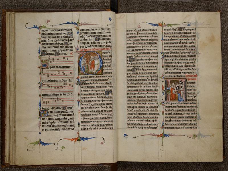NARBONNE, Trésor de la cathédrale Saint-Just, 02, f. 016v - 017