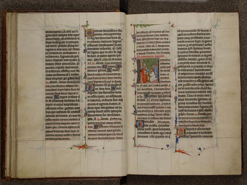 NARBONNE, Trésor de la cathédrale Saint-Just, 02, f. 018v - 019
