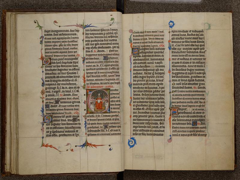 NARBONNE, Trésor de la cathédrale Saint-Just, 02, f. 019v - 020
