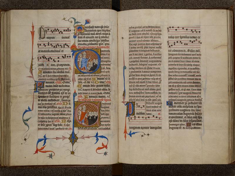NARBONNE, Trésor de la cathédrale Saint-Just, 02, f. 073v - 074