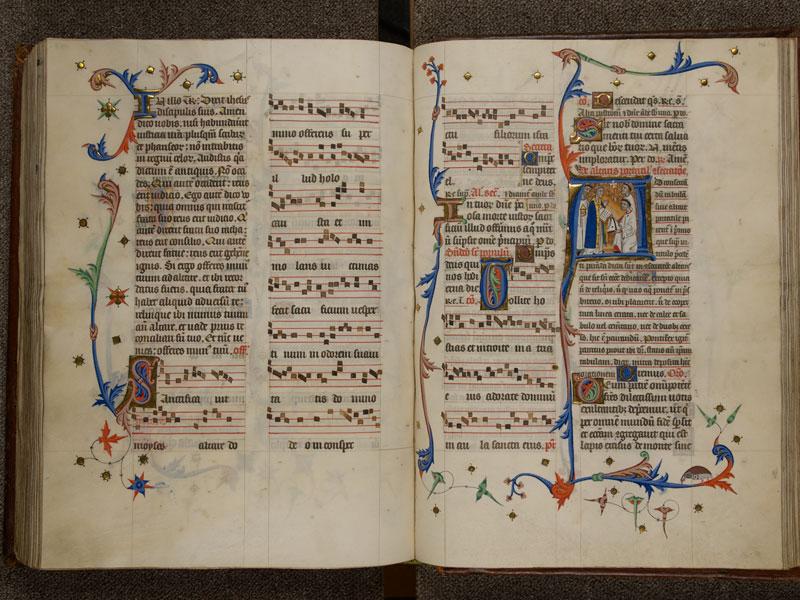 NARBONNE, Trésor de la cathédrale Saint-Just, 02, f. 151v - 152