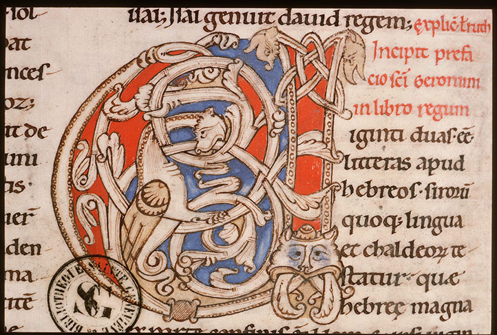 Paris, Bibl. Sainte-Geneviève, ms. 0003, f. 103v