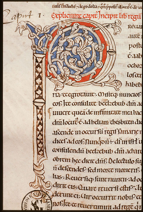 Paris, Bibl. Sainte-Geneviève, ms. 0003, f. 144v