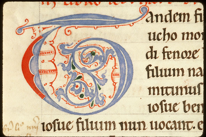 Paris, Bibl. Sainte-Geneviève, ms. 0007, f. 090v
