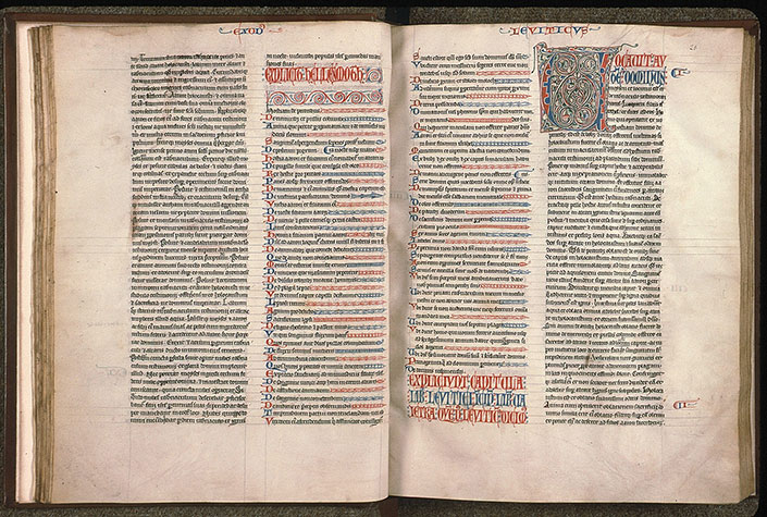 Paris, Bibl. Sainte-Geneviève, ms. 0011, f. 027v-028