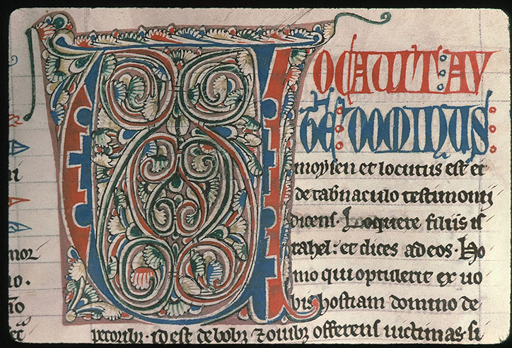 Paris, Bibl. Sainte-Geneviève, ms. 0011, f. 028
