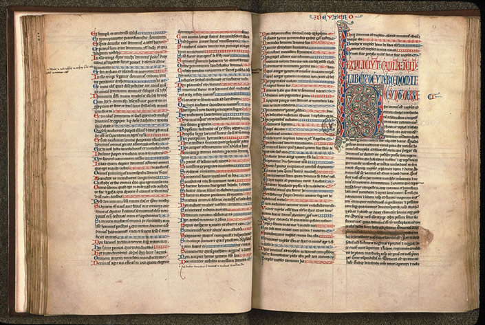 Paris, Bibl. Sainte-Geneviève, ms. 0011, f. 052v-053