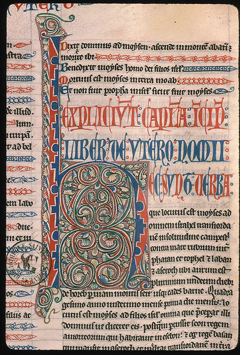Paris, Bibl. Sainte-Geneviève, ms. 0011, f. 053