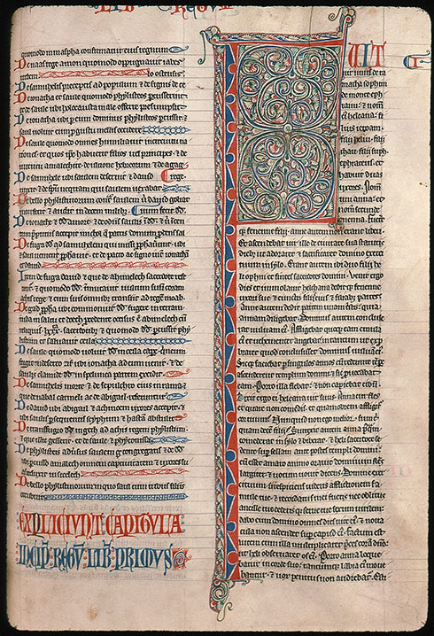 Paris, Bibl. Sainte-Geneviève, ms. 0011, f. 084