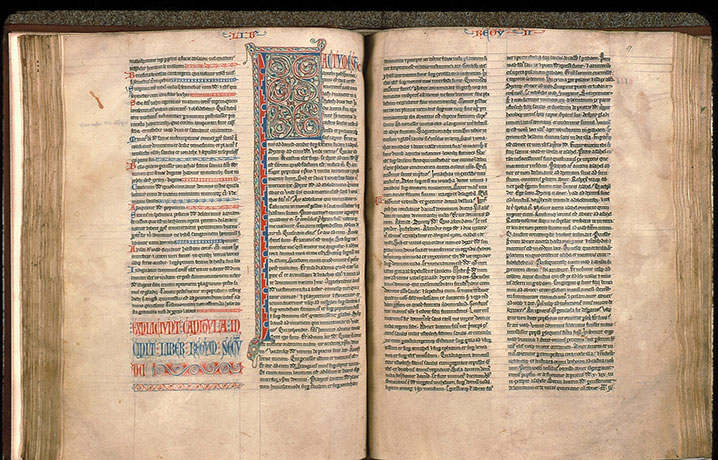 Paris, Bibl. Sainte-Geneviève, ms. 0011, f. 096v-097
