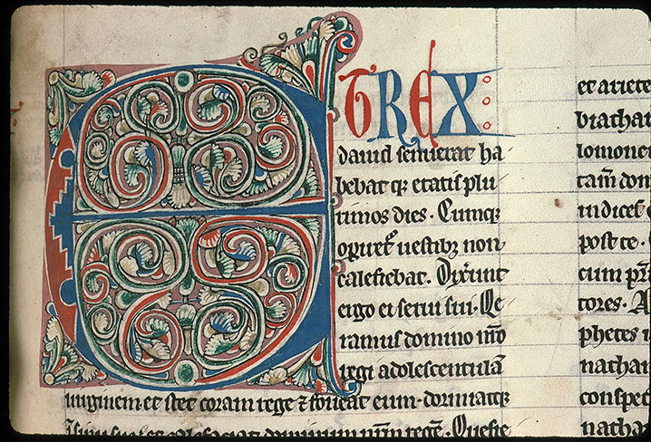 Paris, Bibl. Sainte-Geneviève, ms. 0011, f. 107