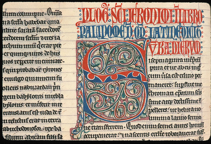 Paris, Bibl. Sainte-Geneviève, ms. 0011, f. 129v