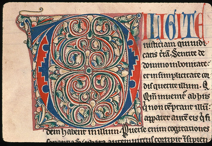 Paris, Bibl. Sainte-Geneviève, ms. 0011, f. 163v