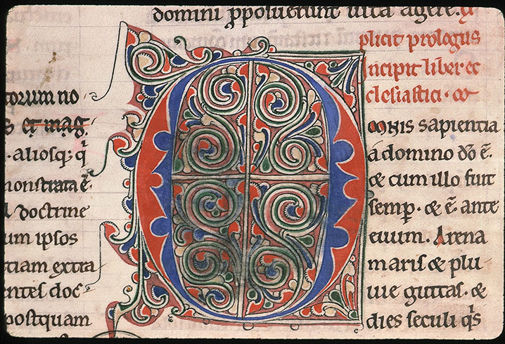 Paris, Bibl. Sainte-Geneviève, ms. 0012, f. 002v