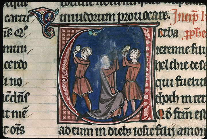 Paris, Bibl. Sainte-Geneviève, ms. 0012, f. 042