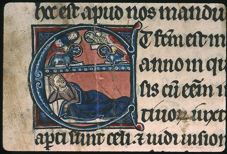 Paris, Bibl. Sainte-Geneviève, ms. 0012, f. 070