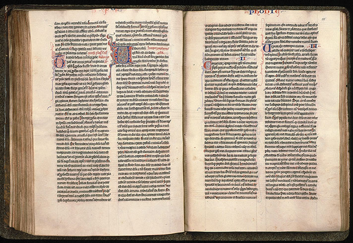 Paris, Bibl. Sainte-Geneviève, ms. 0012, f. 110v-111