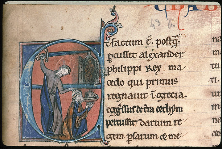 Paris, Bibl. Sainte-Geneviève, ms. 0012, f. 117