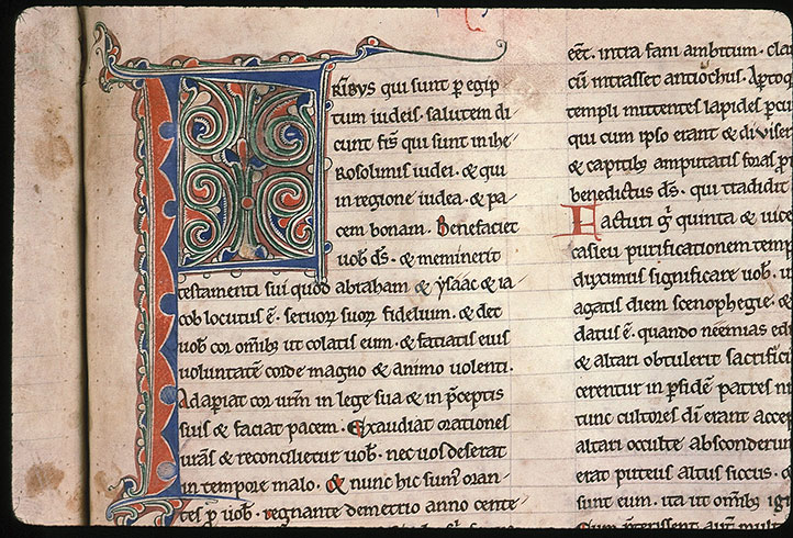 Paris, Bibl. Sainte-Geneviève, ms. 0012, f. 132
