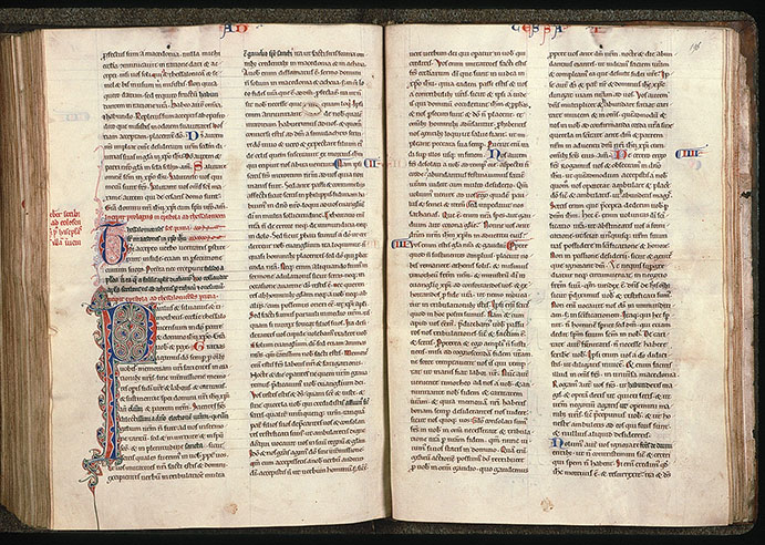 Paris, Bibl. Sainte-Geneviève, ms. 0012, f. 195v-196