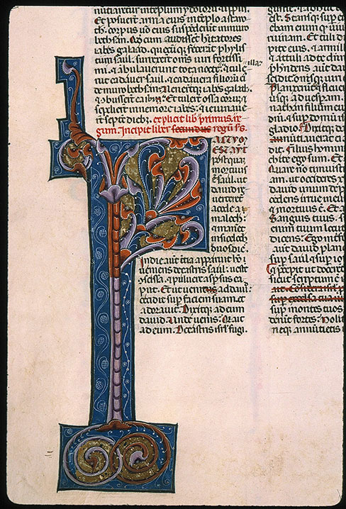 Paris, Bibl. Sainte-Geneviève, ms. 0014, f. 120v
