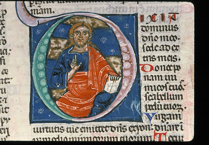 Paris, Bibl. Sainte-Geneviève, ms. 0014, f. 245