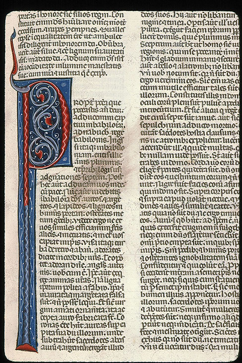 Paris, Bibl. Sainte-Geneviève, ms. 0014, f. 334