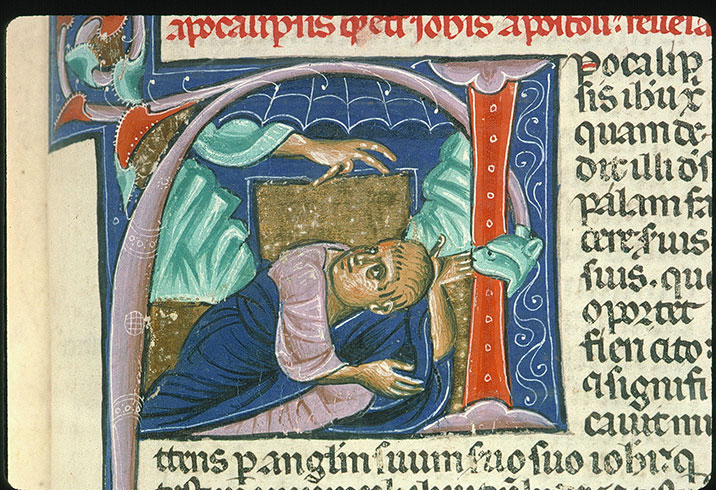 Paris, Bibl. Sainte-Geneviève, ms. 0014, f. 503