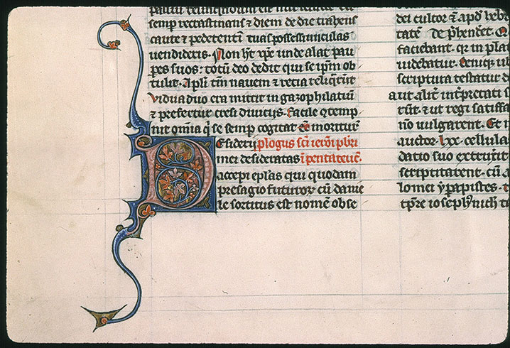 Paris, Bibl. Sainte-Geneviève, ms. 0015, f. 003v