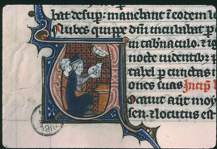 Paris, Bibl. Sainte-Geneviève, ms. 0015, f. 039v