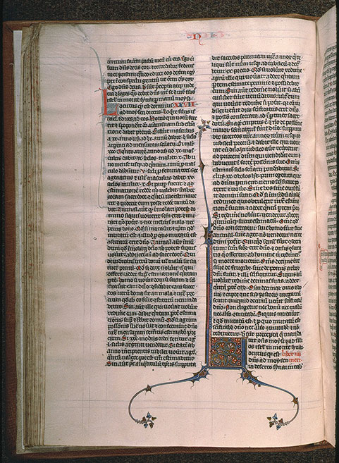 Paris, Bibl. Sainte-Geneviève, ms. 0015, f. 050v