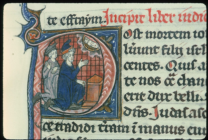 Paris, Bibl. Sainte-Geneviève, ms. 0015, f. 092