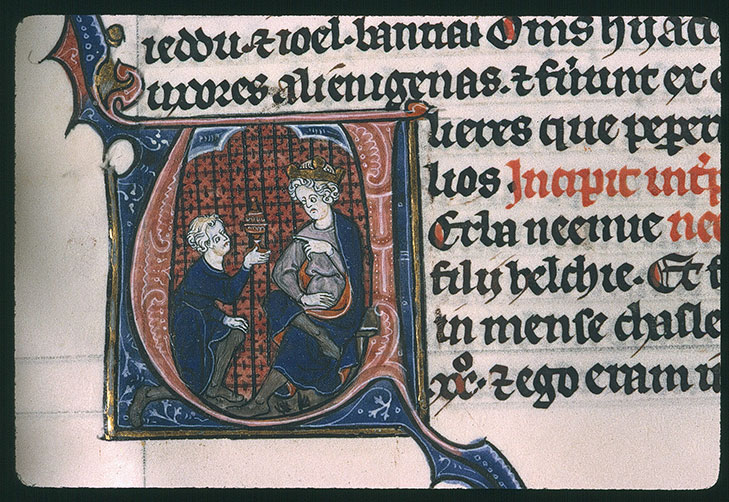 Paris, Bibl. Sainte-Geneviève, ms. 0015, f. 189