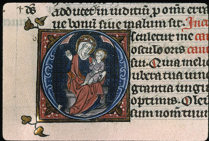 Paris, Bibl. Sainte-Geneviève, ms. 0015, f. 265v