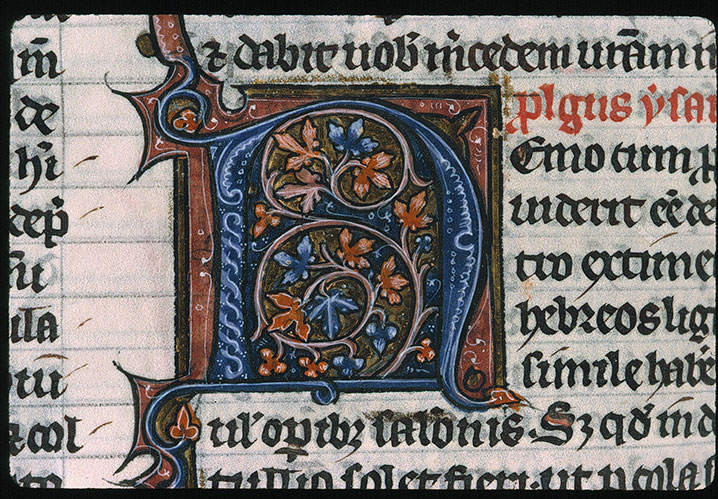 Paris, Bibl. Sainte-Geneviève, ms. 0015, f. 290v