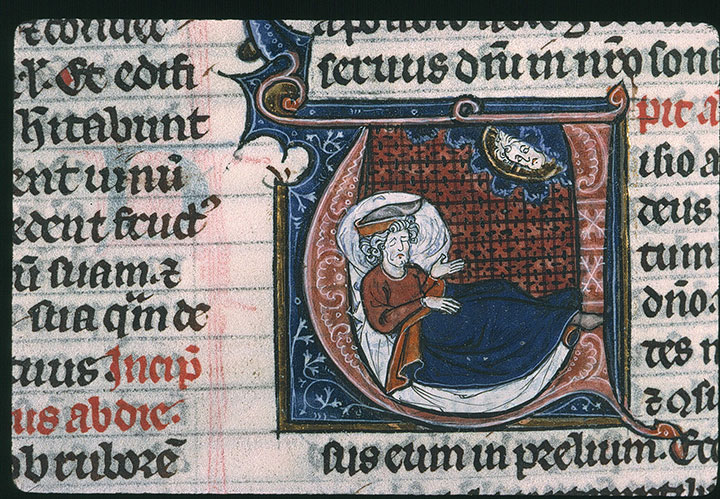 Paris, Bibl. Sainte-Geneviève, ms. 0015, f. 374v