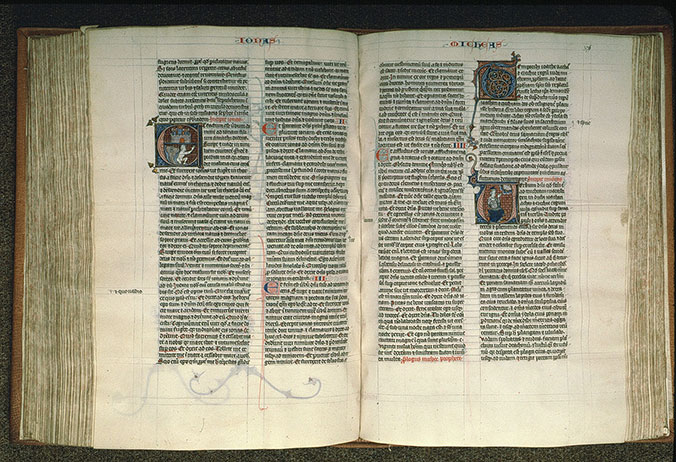 Paris, Bibl. Sainte-Geneviève, ms. 0015, f. 375v-376