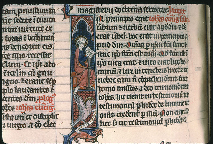 Paris, Bibl. Sainte-Geneviève, ms. 0015, f. 444v