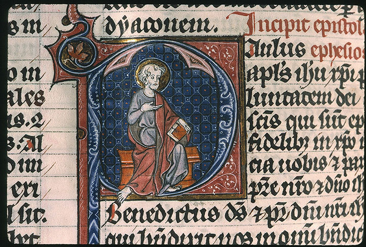 Paris, Bibl. Sainte-Geneviève, ms. 0015, f. 470v
