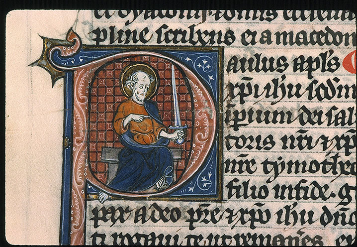 Paris, Bibl. Sainte-Geneviève, ms. 0015, f. 476v