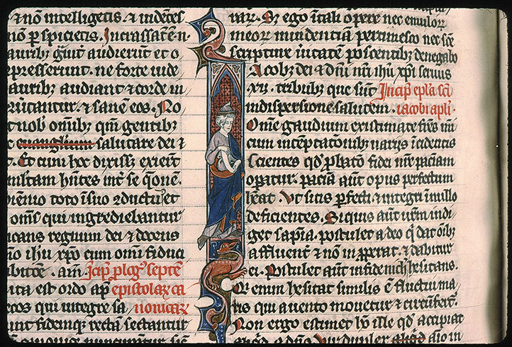 Paris, Bibl. Sainte-Geneviève, ms. 0015, f. 497v