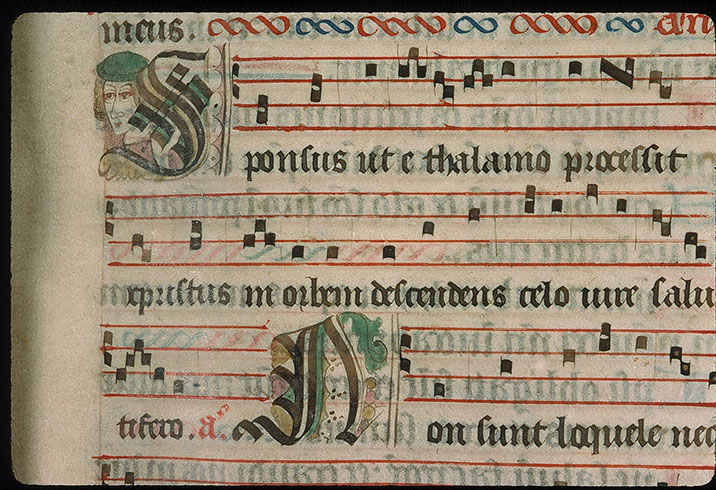 Paris, Bibl. Sainte-Geneviève, ms. 0016, f. 021