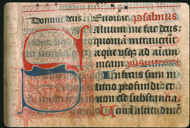 Paris, Bibl. Sainte-Geneviève, ms. 0016, f. 069