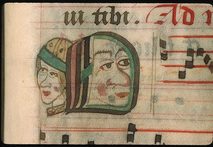 Paris, Bibl. Sainte-Geneviève, ms. 0016, f. 172