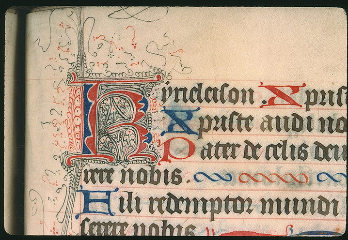 Paris, Bibl. Sainte-Geneviève, ms. 0016, f. 174