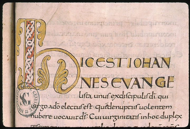 Paris, Bibl. Sainte-Geneviève, ms. 0017, f. 109